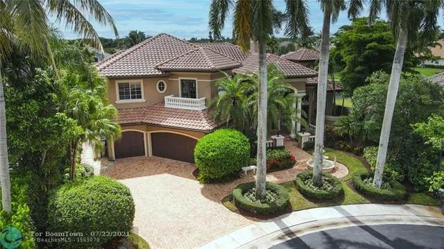 6468 NW 31st Way, Boca Raton, FL 33496 (#F10293866) :: DO Homes Group