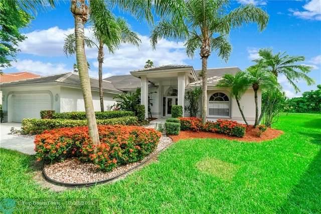 4667 Rothschild Dr, Coral Springs, FL 33067 (MLS #F10293876) :: Berkshire Hathaway HomeServices EWM Realty