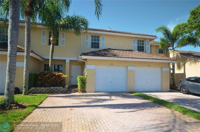 8908 NW 53rd Ct #8908, Sunrise, FL 33351 (MLS #F10293906) :: The Jack Coden Group