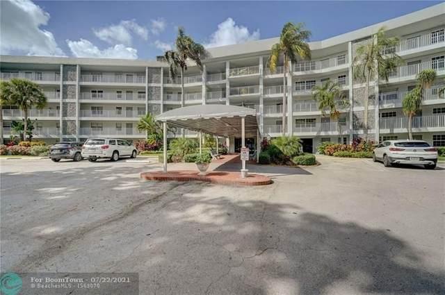 4020 W Palm Aire Dr #101, Pompano Beach, FL 33069 (#F10293915) :: Dalton Wade