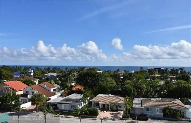 2701 N Ocean Blvd 6A, Fort Lauderdale, FL 33308 (#F10293932) :: Treasure Property Group