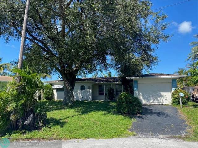 1821 NW 33rd Ct, Oakland Park, FL 33309 (MLS #F10293978) :: Green Realty Properties