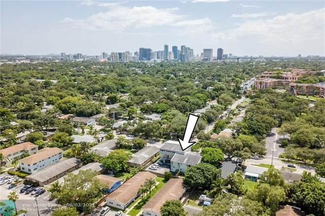 1005 SW 15th Ave #4, Fort Lauderdale, FL 33312 (MLS #F10294000) :: Green Realty Properties