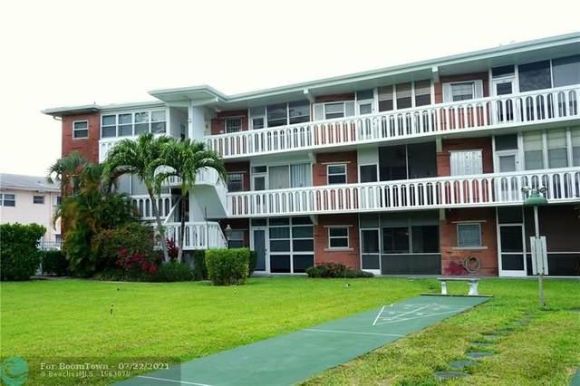 161 NE 10th Ave 16-C, Hallandale Beach, FL 33009 (MLS #F10294011) :: Castelli Real Estate Services