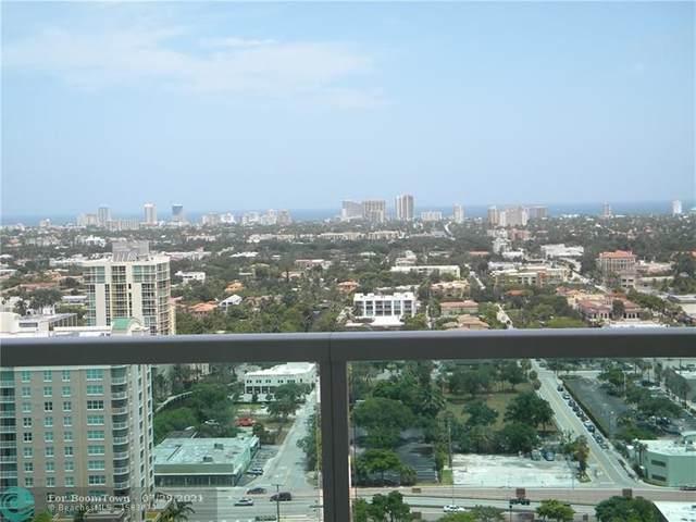 350 SE 2 ST #2550, Fort Lauderdale, FL 33301 (MLS #F10294049) :: Castelli Real Estate Services