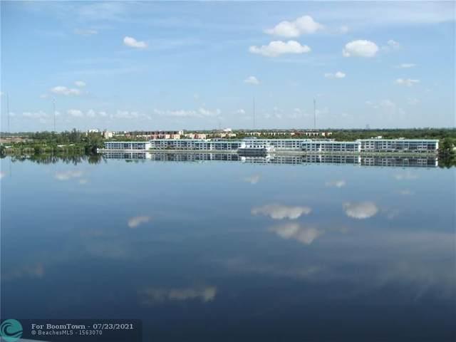 1301 NE Miami Gardens Dr 812W, Miami, FL 33179 (#F10294051) :: Dalton Wade