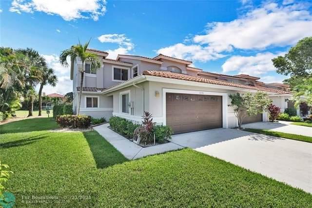 10390 Lake Vista Cir #10390, Boca Raton, FL 33498 (#F10294065) :: Treasure Property Group