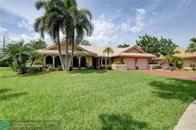 2871 NW 49th St, Boca Raton, FL 33434 (MLS #F10294080) :: Green Realty Properties