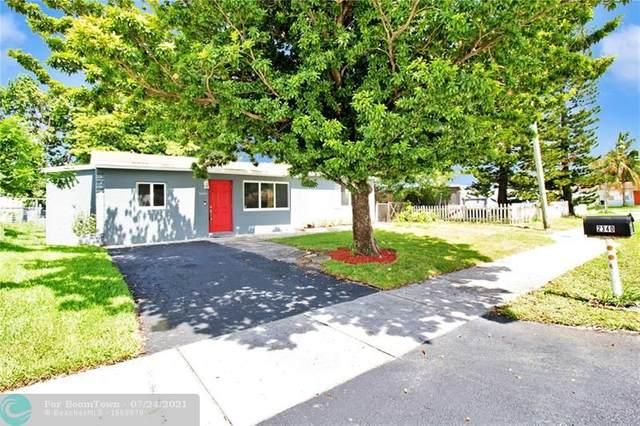2340 SW 42nd Way, Fort Lauderdale, FL 33317 (MLS #F10294082) :: Dalton Wade Real Estate Group