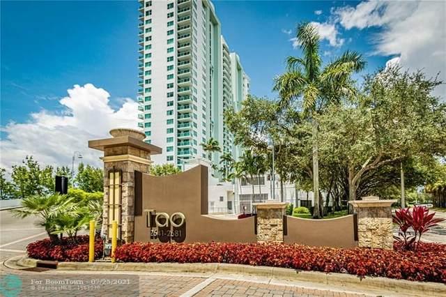 2641 N Flamingo Rd 1101N, Sunrise, FL 33323 (MLS #F10294101) :: Castelli Real Estate Services
