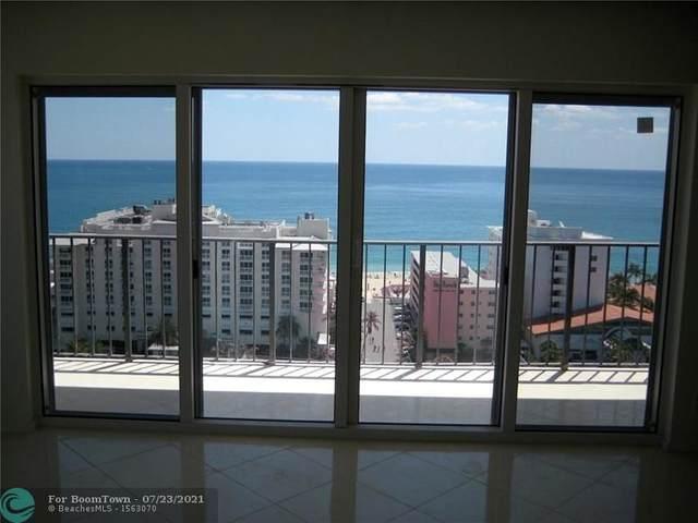 1200 Hibiscus Ave #1804, Pompano Beach, FL 33062 (#F10294103) :: Dalton Wade