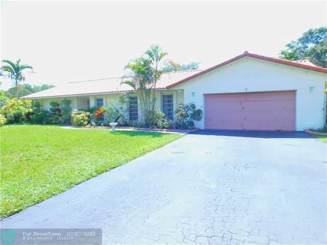 2631 NW 106th Dr, Coral Springs, FL 33065 (MLS #F10294104) :: Patty Accorto Team