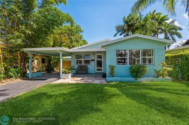 1540 Arthur St, Hollywood, FL 33020 (#F10294119) :: Dalton Wade