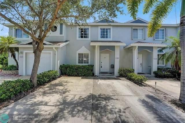 1106 SW 44th Ave #1106, Deerfield Beach, FL 33442 (#F10294167) :: DO Homes Group