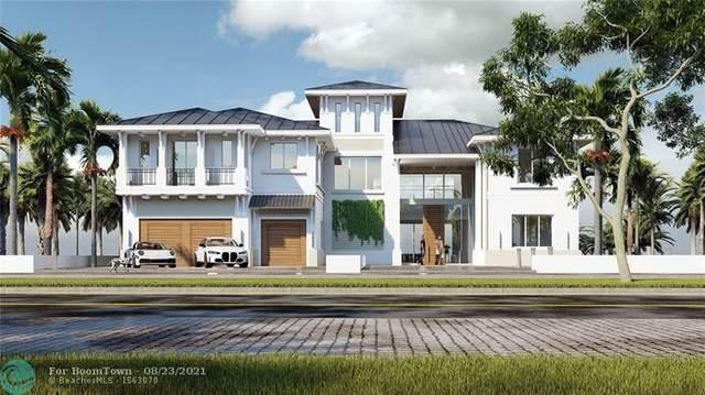 2549 Mercedes Dr, Fort Lauderdale, FL 33316 (MLS #F10294199) :: Green Realty Properties