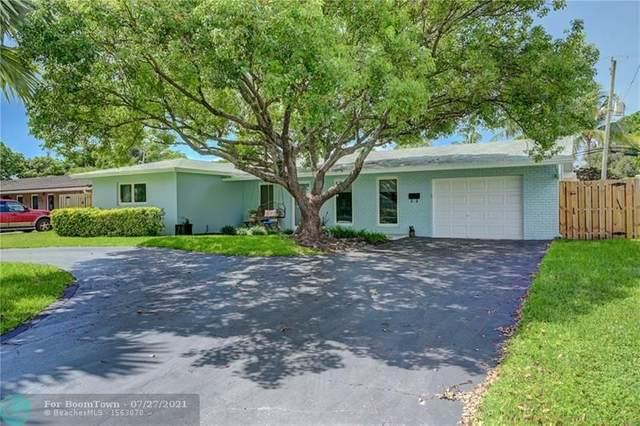 160 SE 6th Ct, Pompano Beach, FL 33060 (MLS #F10294227) :: Berkshire Hathaway HomeServices EWM Realty