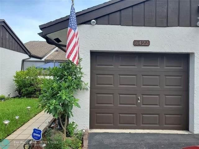 6422 Pinehurst Cir #D29, Tamarac, FL 33321 (MLS #F10294238) :: Green Realty Properties