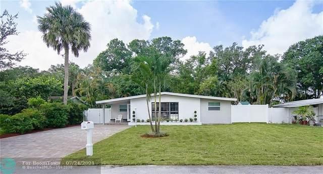 1504 SW 13th Ct, Fort Lauderdale, FL 33312 (MLS #F10294244) :: Dalton Wade Real Estate Group