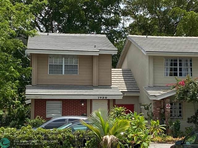 7920 NW 44th Ct A, Coral Springs, FL 33065 (#F10294249) :: The Reynolds Team | Compass