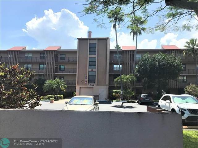 357 N Rock Island Rd #305, Margate, FL 33063 (MLS #F10294255) :: The Howland Group