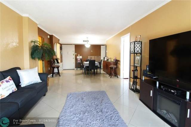 1251 NE 108th St #423, Miami, FL 33161 (#F10294272) :: Baron Real Estate