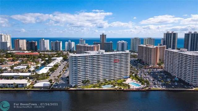3200 NE 36th St #1203, Fort Lauderdale, FL 33308 (MLS #F10294293) :: Dalton Wade Real Estate Group