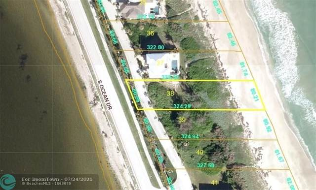 8308 S Ocean Dr, Jensen Beach, FL 34957 (#F10294298) :: The Rizzuto Woodman Team