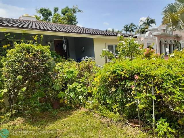 1604 Funston  St., Hollywood, FL 33020 (MLS #F10294304) :: The Howland Group
