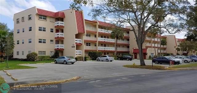 1050 Country Club Dr #408, Margate, FL 33063 (#F10294311) :: Dalton Wade