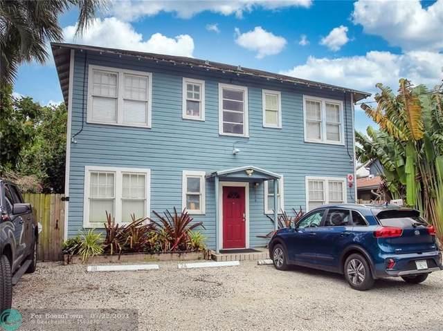 814 SW 2nd Ct, Fort Lauderdale, FL 33312 (MLS #F10294314) :: Dalton Wade Real Estate Group