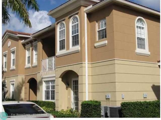 5866 Hampton Hills Blvd, Tamarac, FL 33321 (MLS #F10294322) :: Castelli Real Estate Services