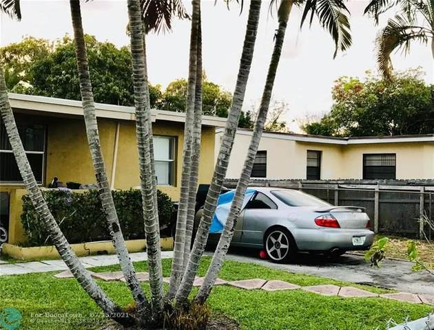 1127 NW 17th Ave, Fort Lauderdale, FL 33311 (MLS #F10294323) :: Castelli Real Estate Services