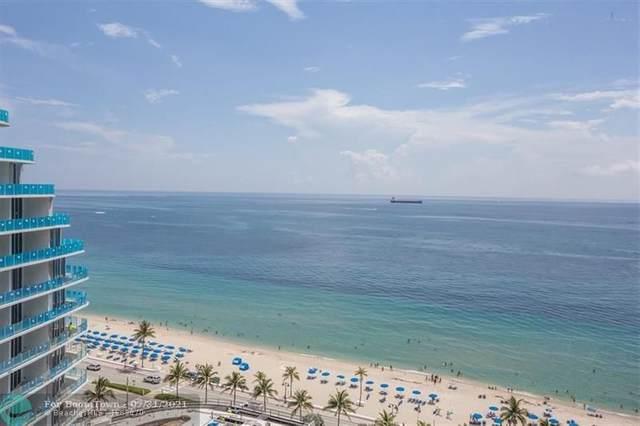 505 N Fort Lauderdale Beach Blvd #1808, Fort Lauderdale, FL 33304 (MLS #F10294326) :: United Realty Group