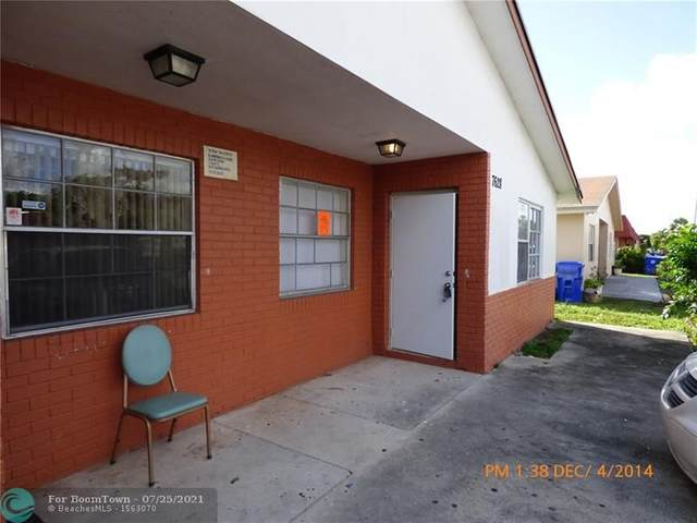 7628 SW 10th St, North Lauderdale, FL 33068 (MLS #F10294331) :: Castelli Real Estate Services