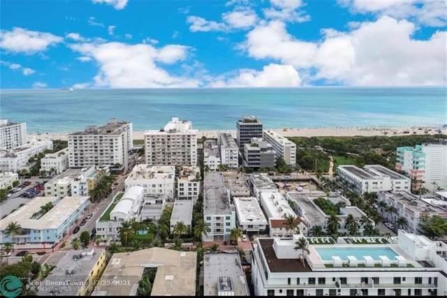 220 Collins Ave 6A, Miami Beach, FL 33139 (MLS #F10294337) :: Patty Accorto Team