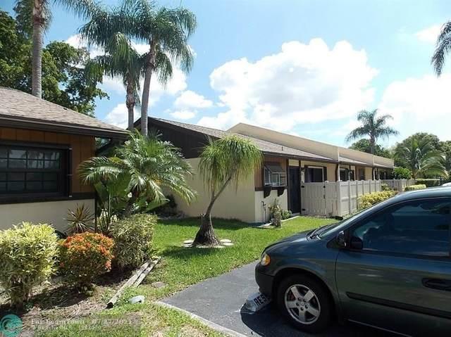 707 Banks Rd #88, Margate, FL 33063 (#F10294362) :: Dalton Wade