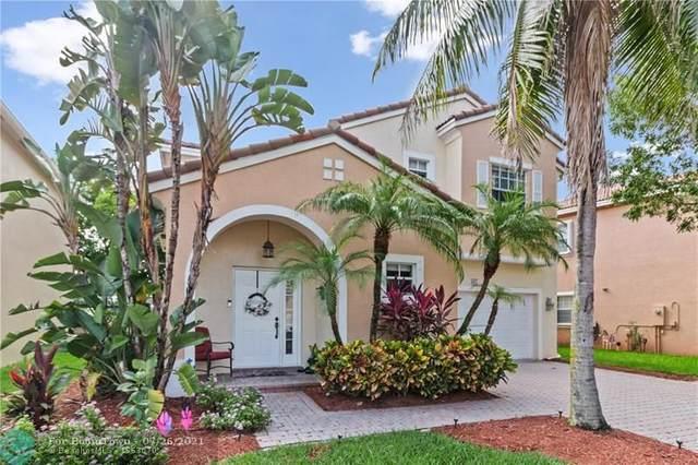 951 NW 126th Ave, Coral Springs, FL 33071 (MLS #F10294413) :: Patty Accorto Team