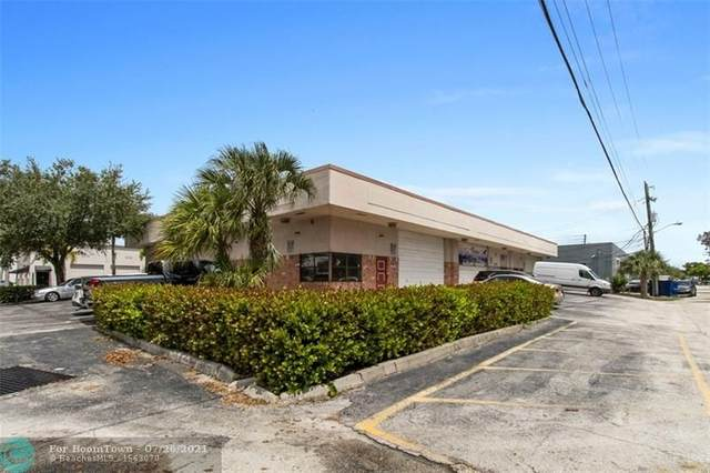 5101 NW 10th Terrace, Fort Lauderdale, FL 33309 (MLS #F10294415) :: Green Realty Properties