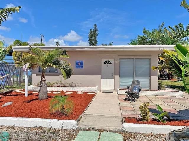 505 SE 23rd St, Fort Lauderdale, FL 33316 (#F10294464) :: The Rizzuto Woodman Team