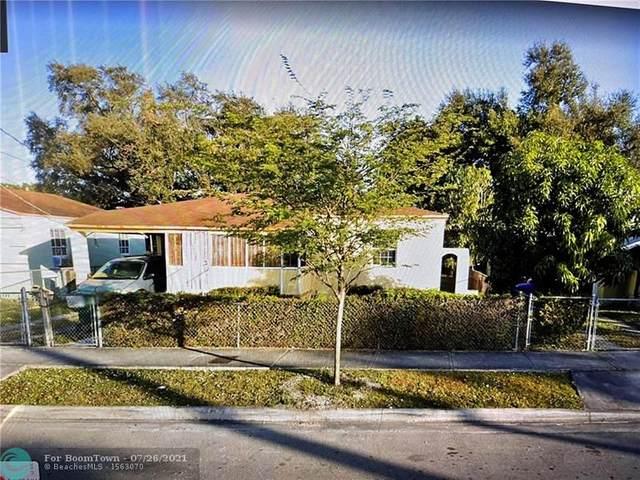 1477 NW 41st St, Miami, FL 33142 (MLS #F10294467) :: Patty Accorto Team