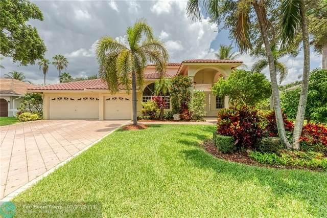 12115 NW 10th Mnr, Coral Springs, FL 33071 (MLS #F10294473) :: Patty Accorto Team