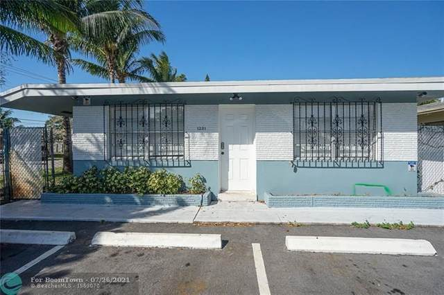 1201 NW 5th Ave, Fort Lauderdale, FL 33311 (MLS #F10294475) :: Patty Accorto Team
