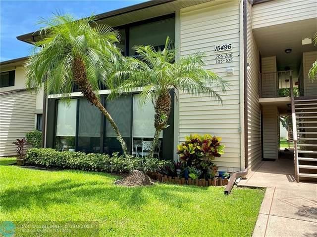 15496 Lakes Of Delray Blvd #105, Delray Beach, FL 33484 (#F10294484) :: DO Homes Group