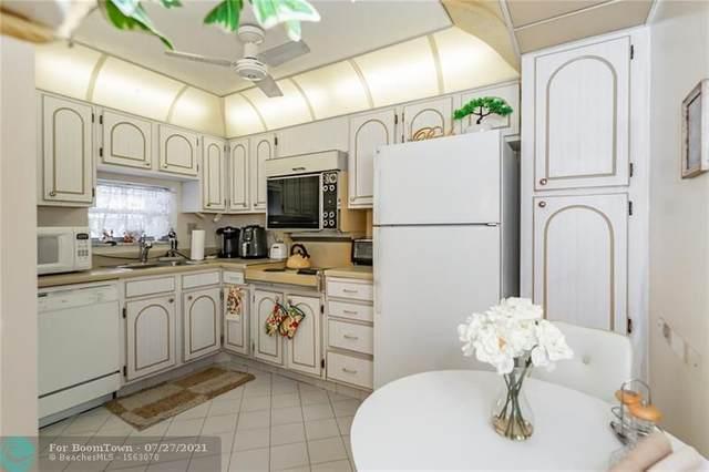 691 S Hollybrook Dr #206, Pembroke Pines, FL 33025 (MLS #F10294511) :: Castelli Real Estate Services