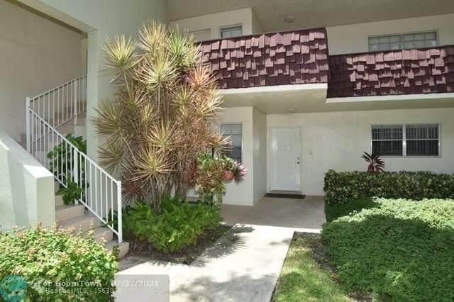 3151 N Course Ln #105, Pompano Beach, FL 33069 (#F10294512) :: Michael Kaufman Real Estate