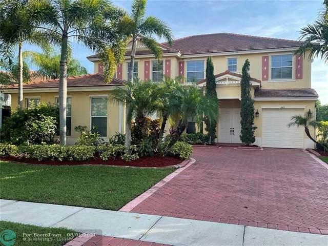 440 Saint Emma Dr, Royal Palm Beach, FL 33411 (MLS #F10294521) :: Berkshire Hathaway HomeServices EWM Realty