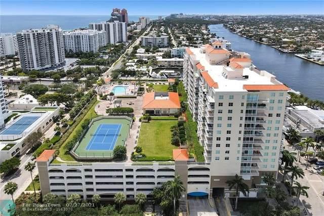 3020 NE 32nd Ave #508, Fort Lauderdale, FL 33308 (MLS #F10294527) :: Patty Accorto Team