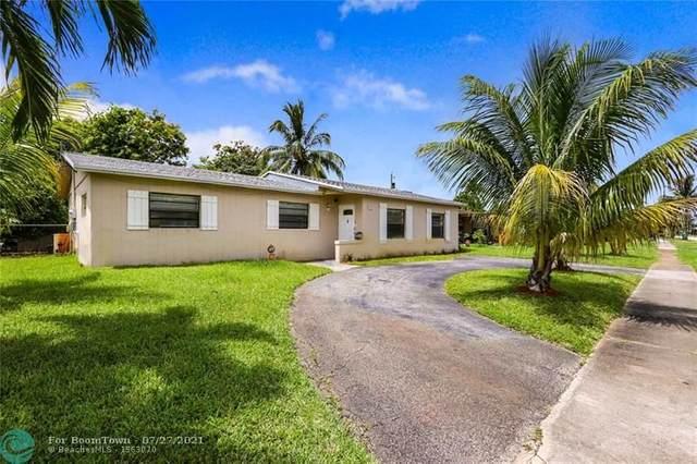 4720 NW 18th St, Lauderhill, FL 33313 (MLS #F10294548) :: Berkshire Hathaway HomeServices EWM Realty