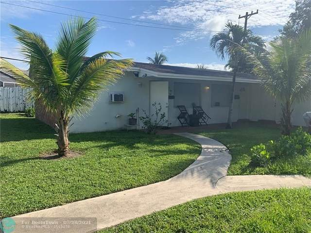 4350 NW 21st Ave, Oakland Park, FL 33309 (MLS #F10294554) :: Green Realty Properties