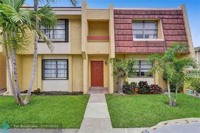 2520 N 38th Ave D-28, Hollywood, FL 33021 (MLS #F10294556) :: Patty Accorto Team
